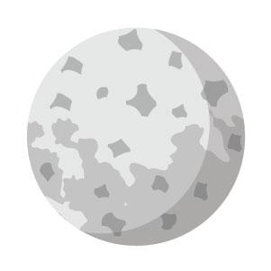 Planet Pluto Glyph