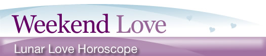 Weekend Love: Lunar Love