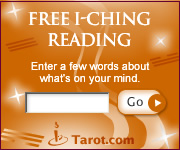 Get a FREE authentic I-Ching Reading