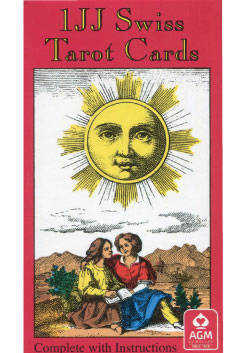 Swiss (1JJ) Tarot Deck
