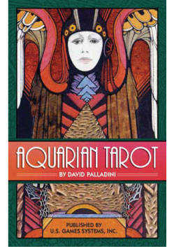 Aquarian Tarot Deck