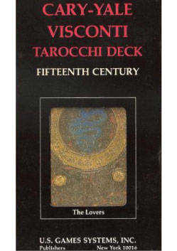 Cary-Yale Visconti Tarocchi Tarot Deck