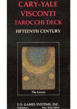 Cary-Yale Visconti Tarocchi Tarot Deck
