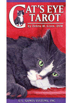 Cat's Eye Tarot Deck