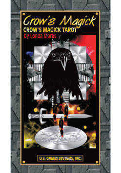 Crow's Magick Tarot Deck