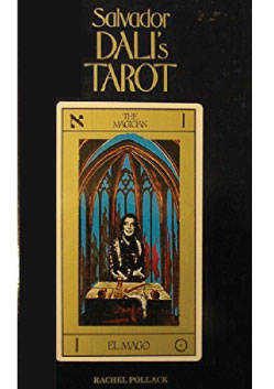 Salvador Dali Tarot Deck