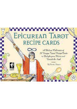 Epicurean Tarot Recipe Cards Tarot Deck