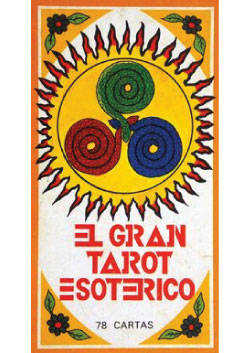 Esoterico Tarot Deck
