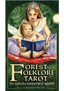 Forest Folklore Tarot Deck