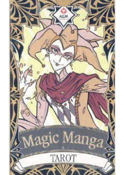 Magic Manga Tarot Deck