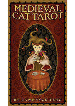 Medieval Cat Tarot Deck