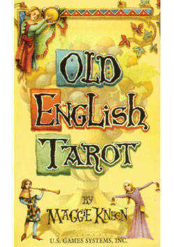 Old English Tarot Deck