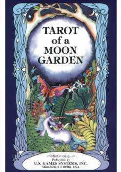 Tarot of a Moon Garden Tarot Deck
