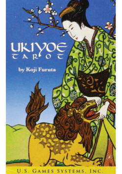 Ukiyoe Tarot Deck