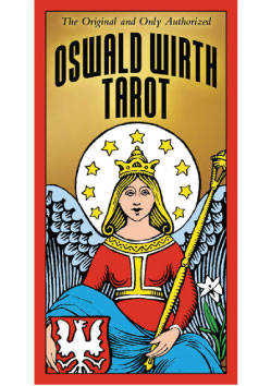Oswald Wirth Tarot Deck