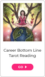 Career Bottom Line Tarot Reading