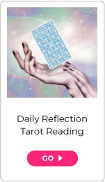 Daily Reflection Tarot Reading