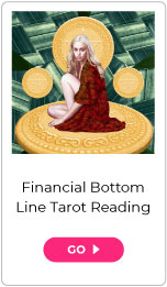 Financial Bottom Lone Tarot Reading