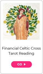 Financial Celtic Cross Tarot Reading