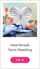 Heartbreak Tarot Reading