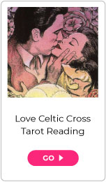 Love Celtic Cross Tarot Reading