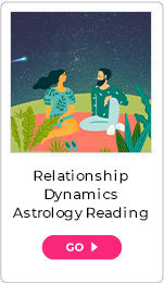 Relationship Dynamic Astrology Reading