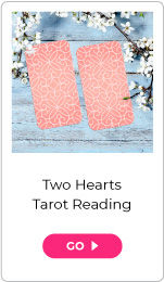 Two Hearts Tarot Reading