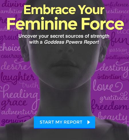 Goddess Powers Astrology Report