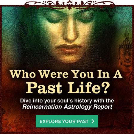 Astrology Reincarnation report