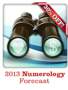 1-Year Numerology Forecast