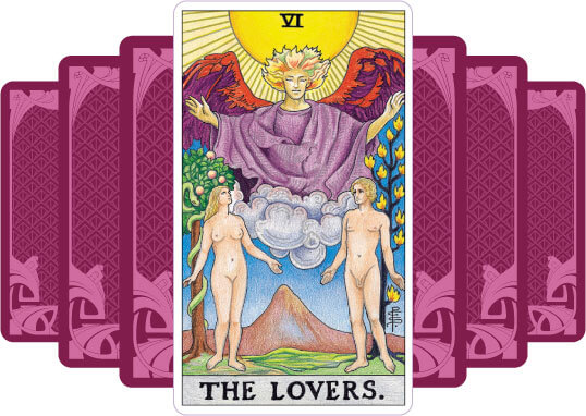 Love Celtic Cross Tarot