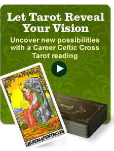 Uncover new possibilities with a Career Celtic Cross Tarot reading