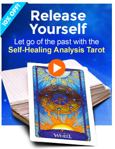 Let go of the past with the Self-healing analysis tarot
