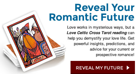 Reveal your romantic future with a Love Celtic Cross Tarot