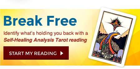 Identify what is holding your back with a Self Healing Analysis Tarot Reading
