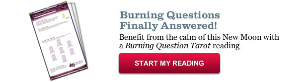 Burning Question Tarot reading