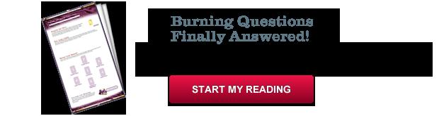 Burning Question Tarot reading