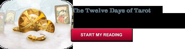 Daily Reflection Tarot reading