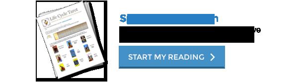 Life Cycle Tarot reading