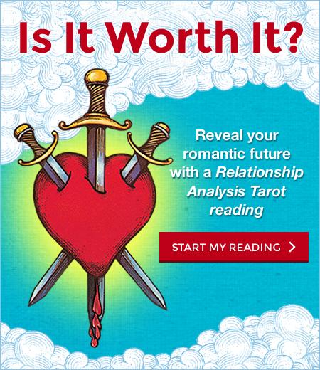 Relationship Analysis Tarot reading
