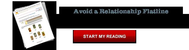 Relationship Potentials Tarot reading