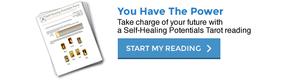 Self-Healing Potentials Tarot reading