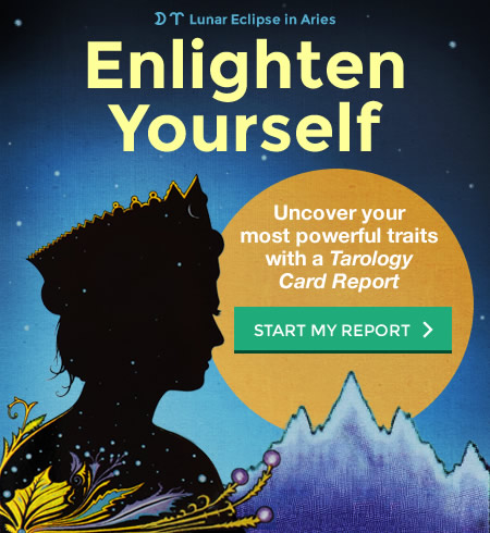 Use your unique Tarot Birth Card to live with more confidence and intention