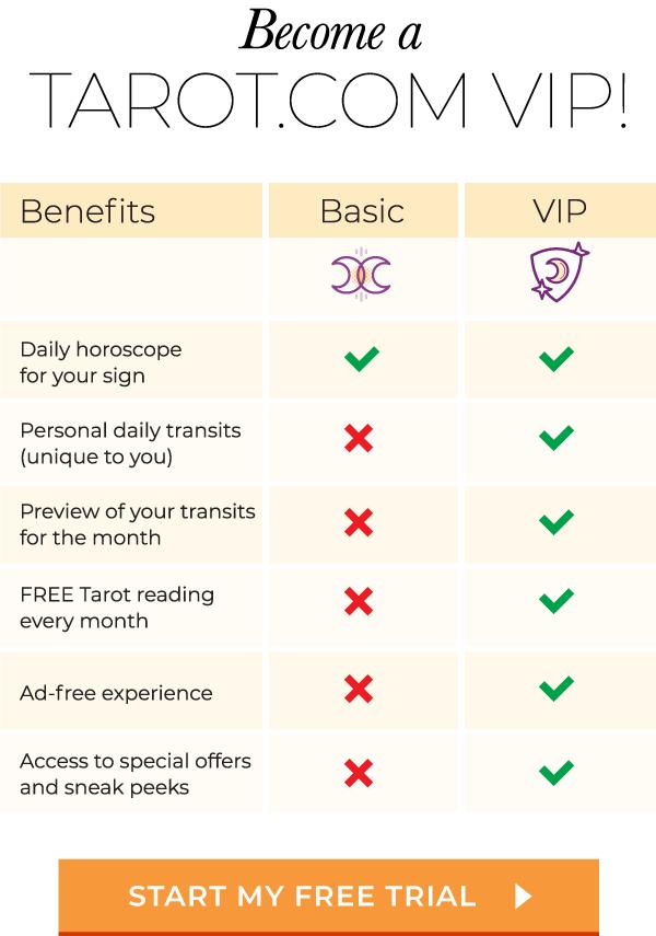 Tarot.com VIP Membership
