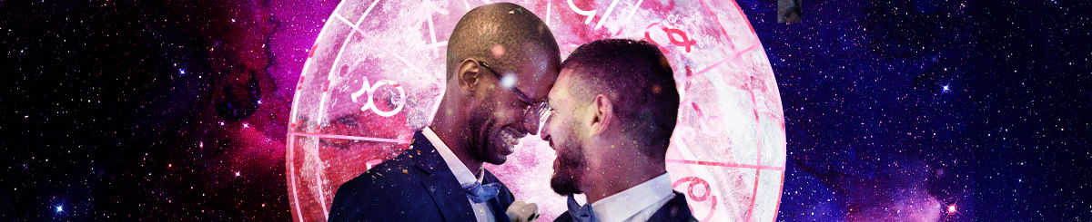 men getting married