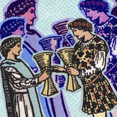 Tarot 2 of Cups