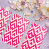 pink tarot cards