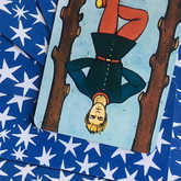 hanged man tarot card
