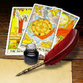 Free 3-Card Celtic Cross Tarot reading