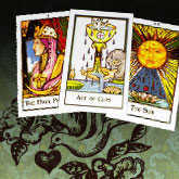 Free 3-Card Peace & Harmony Tarot reading
